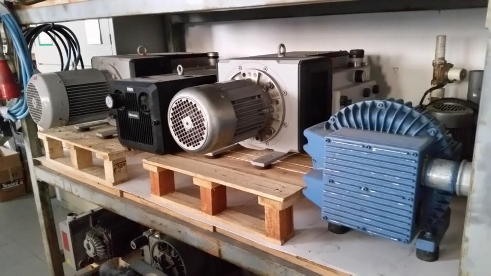 Compressori e Ventole KBA