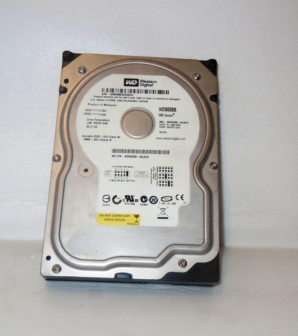 Hard Disk KBA